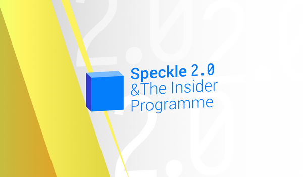Speckle 2 & The Insider Programme